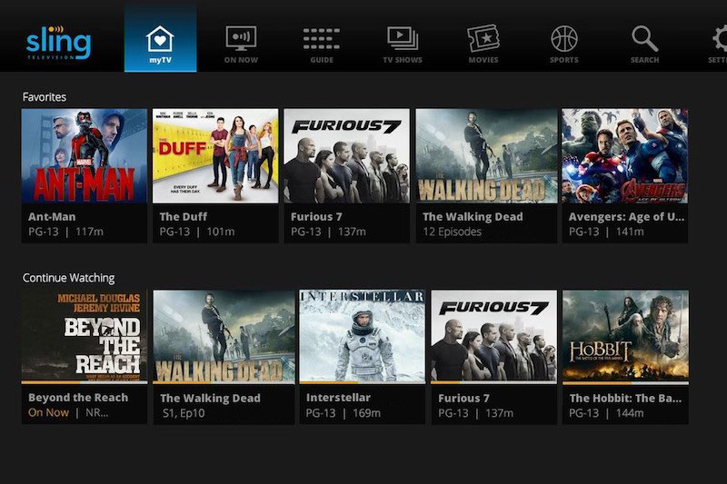 Sling Tv Samsung >> Sling Tv Rolling Out To Select Samsung Smart Tvs