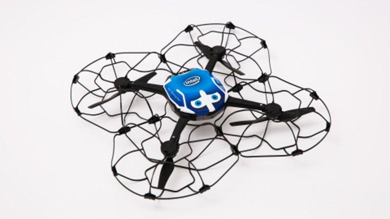 Intel OLympics Drone 1
