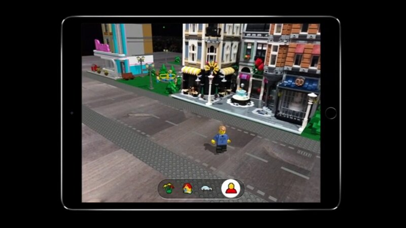 Apple's ARKit 2 0 Supports Multiple Users