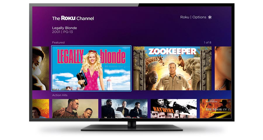 Roku Channel App Coming to Samsung Smart TVs This Year