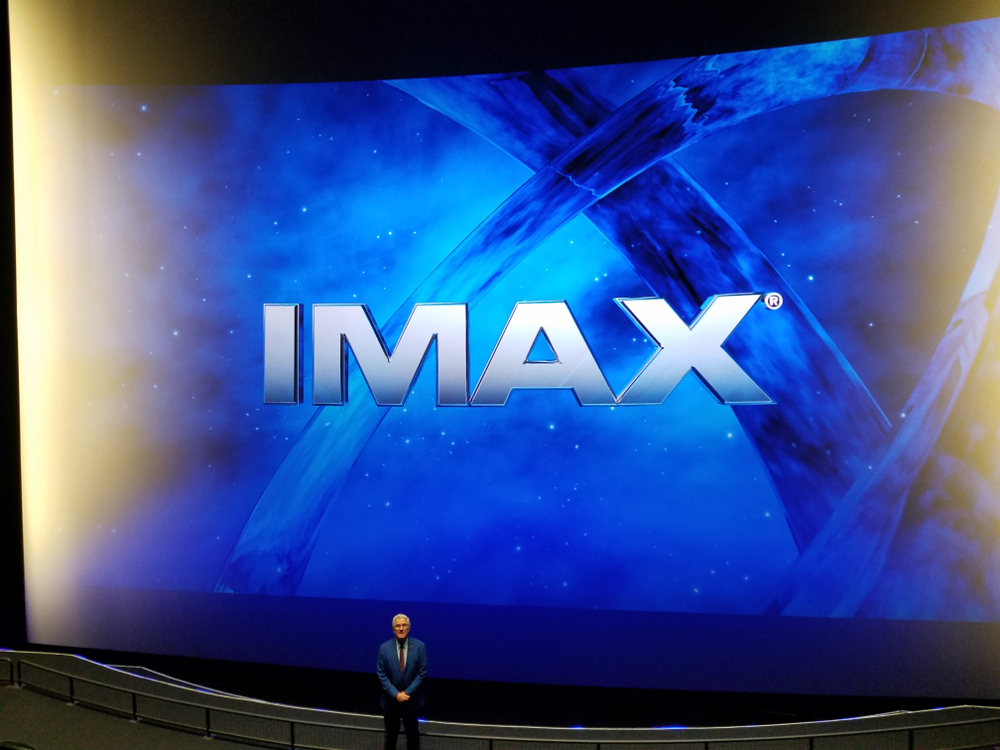 IMAX with David Keighley