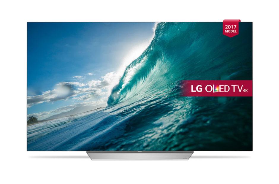 LG C7 OLED Exhibits Image Burn in RTings 4000-Hour Test